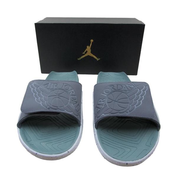 139e72f29634 Jordan Hydro 7 Slides Sandals Size 12 Mens